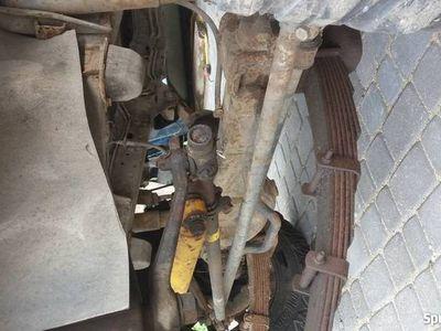 używany Toyota Land Cruiser hzj 70 4,2 na czesci lub w całosci siln