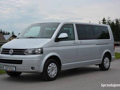 używany VW Caravelle 2dm 140KM 2012r. 191 000km