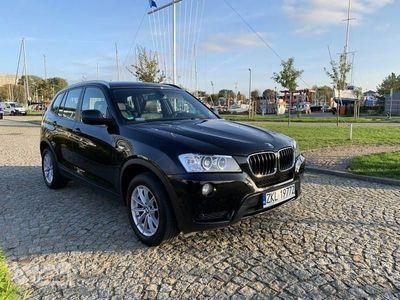 używany BMW X3 II (F25) 4x4-Navi-Skóra-Panoramadach-Xenon