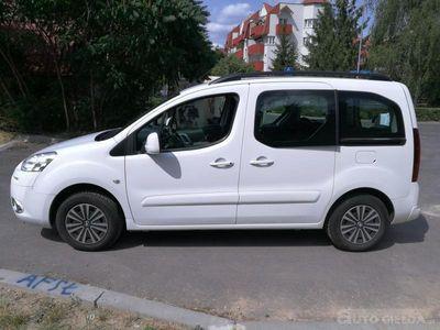 używany Peugeot Partner Tepee 1.6 HDI 92KM