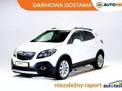 używany Opel Mokka DARMOWA DOSTAWA, Navi, Skóra, Klima auto, Kam. cofania, Grzane fotele x(2013-)