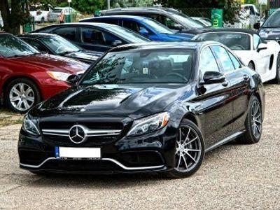 używany Mercedes C63 AMG Klasa C W205AMG 510KM