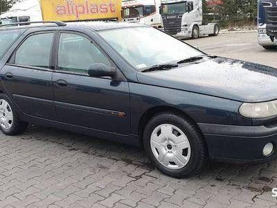 używany Renault Laguna 1.8i GAZ SEKWENCJA* LIFT* Klima-DZIAŁA* HAK