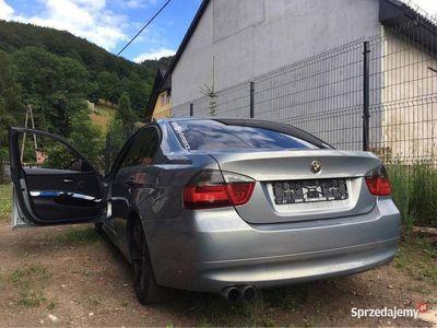 używany BMW 320 i E90