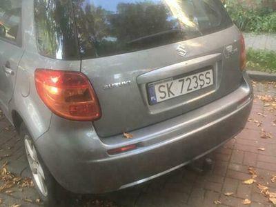 używany Suzuki SX4 2006 r