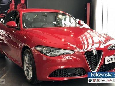 używany Alfa Romeo Giulia Super 2.0 200KM AT8 | Czerwony ALFA RED | Pakiet FLOTA +