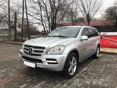 używany Mercedes GL350 350CDi/211KM 4 Matic*7osó