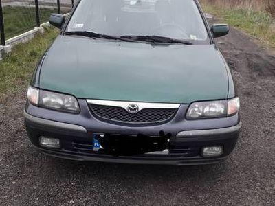 używany Mazda 626 2.0 benzyna 1997
