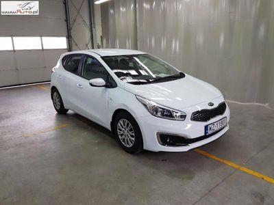 używany Kia cee'd Cee'd 1.6dm3 135KM 2018r. 20 032km Hatchback 15-18,1.6 GDI M