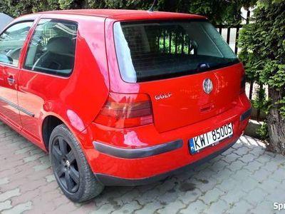 używany VW Golf IV w super stanie, wersja Edition