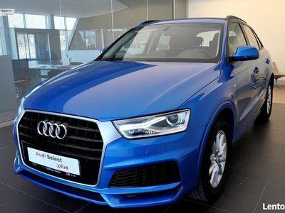 używany Audi Q3 1.4dm 150KM 2017r. 60 650km