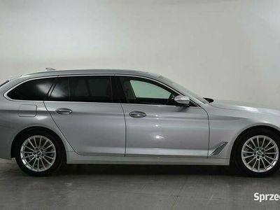 używany BMW 520 d Touring Steptronic