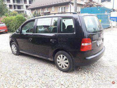 używany VW Touran 2,0 TDI