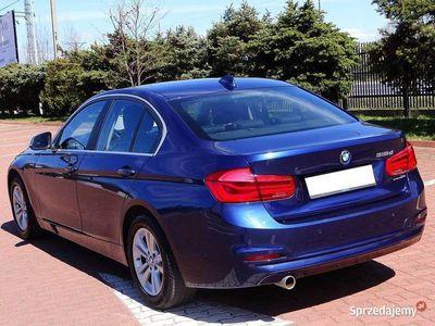 używany BMW 318 F30 d Super Stan Nawigacja GPS