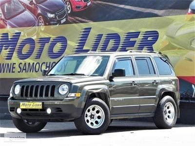 używany Jeep Patriot Benz+LPG, 4x4, automat, bezwypadkowy