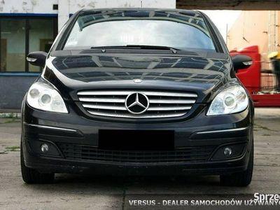 używany Mercedes B180 2dm 109KM 2006r. 243 000km