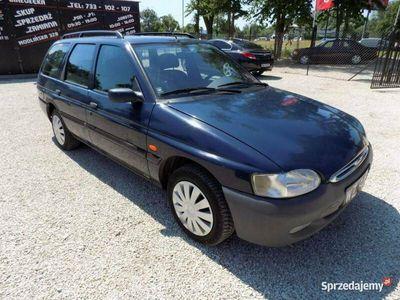 używany Ford Escort !! BIAŁOŁĘKA !! 1.4 Benzyna, 1999 rok produkcji !!KOMIS TYSIAK!! Mk7 (1995-1999)