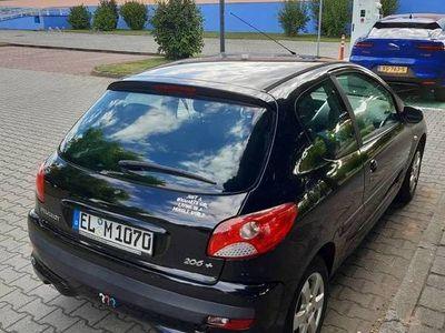 używany Peugeot 206+