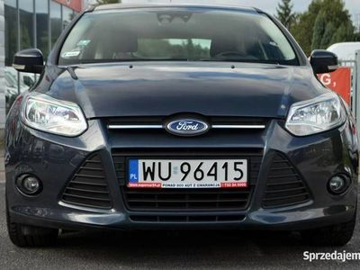 używany Ford Focus 1.6dm 115KM 2014r. 144 000km