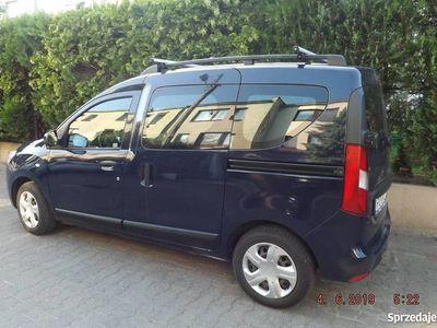 używany Dacia Dokker wersja Laureate Kombivan (5-miejscowy)