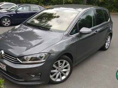 używany VW Golf Sportsvan Salon Polska I Wł Nawigacja 31 tys km I (2014-)