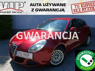 używany Alfa Romeo Giulietta Nouva 1,6D Ledy Opłacony Bezwypadkowy Niski Przebieg VIP Gwarancja