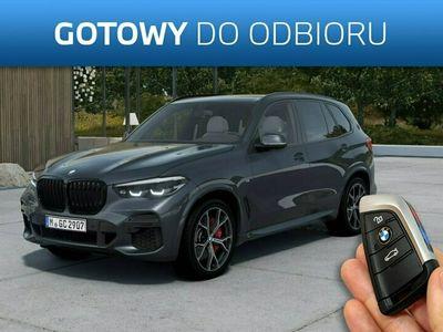 używany BMW X5 3dm 394KM 2021r. 5km