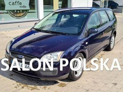 używany Ford Focus II 1.8 TDCI Klimatyzacja ABS Salon Polska I rej 01 2008