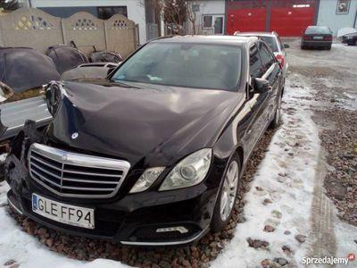 używany Mercedes E220 W2122.2 CDI Avantgarde