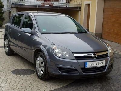 używany Opel Astra 1.4dm 90KM 2006r. 131 000km