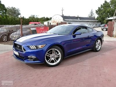 używany Ford Mustang VI 2.3 EcoBoost 317KM Biksenon Modyfikacja