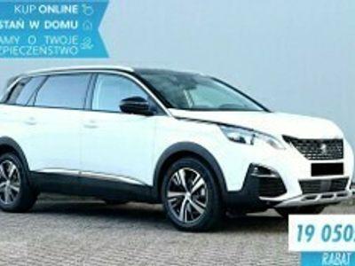 używany Peugeot 5008 II ALLURE 1.2 PureTech 130KM EAT8 'ALLURE'+Kamery 360+Grzane fotele+Opc