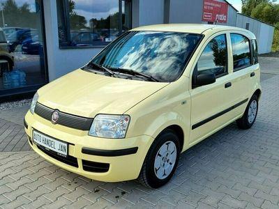 używany Fiat Panda 1,1 Benzyna II (2003-2012)