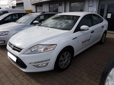 used Ford Mondeo Mondeo 2dm3 140KM 2014r. 187 261kmSilver X Plus, 140 KM, FV 23%, Gwarancja!!