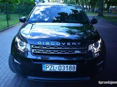 używany Land Rover Discovery Sport