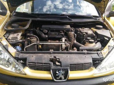 używany Peugeot 206 kombi 1.4 hdi .4.5 l/100 km