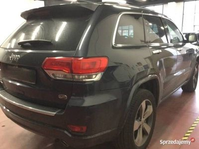 używany Jeep Grand Cherokee Overland CRD проверить экспортную цену