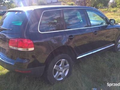 używany VW Touareg
