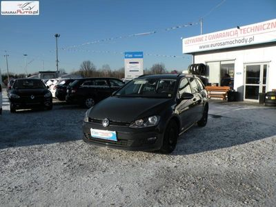 używany VW Golf 1.6dm3 90KM 2014r. 118 000km 1.6Tdi F-VAT Gwar.rok