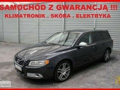 używany Volvo V70 III Klimatronik + Skóra + Parktronik + Elektryka !!!