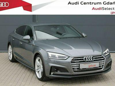 używany Audi A5 2dm 245KM 2019r. 17 920km