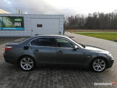 używany BMW 535 Seria 5 E60 d 2006 r. SUPER STAN!!!