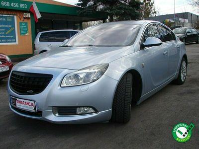 używany Opel Insignia 2.0 CDTI 195 KM 4X4 Opc Ful Opcja Automat A (2008-2017)