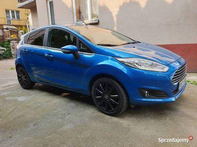 używany Ford Fiesta 1.6 TDCi Sport Titanium