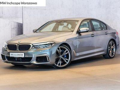 używany BMW M550 550 i xDrive |Reflektory laserowe Ogrzewanie foteli przednich i tylny| G30 (2017-)