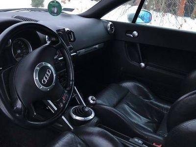 używany Audi TT