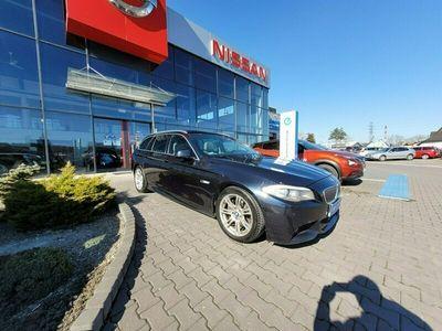 używany BMW 535 3dm 299KM 2011r. 254 000km