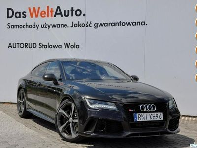 używany Audi RS7 4.0 TFSI 560KM LED Bang&Olufsen FV 23%
