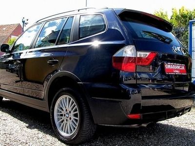 gebraucht BMW X3 I (E83) 4x4 Bezwypadkowa I Właściciel