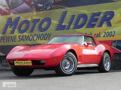 używany Chevrolet Corvette III (C3) Optymalny egzemplarz-sprawny i ładny, Model '78